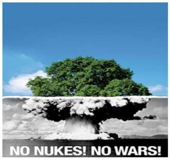 nuclear free world